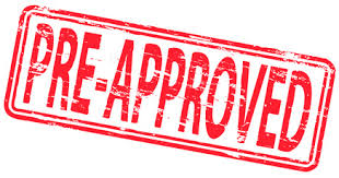 GET PRE-APPROVED — Find out FAST!